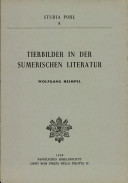 Tierbilder in der sumerischen Literatur