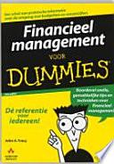Financieel management voor Dummies  2 e