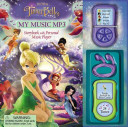 Ticker Bell My Music MP3 Player Storybook and Personal Music Player