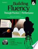 Building Fluency Through Practice   Performance  Grade 3