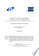 Social Exclusion of the Elderly  A Comparative Study of EU Member States
