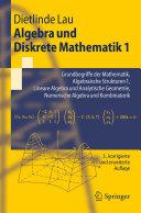 Algebra und Diskrete Mathematik 1