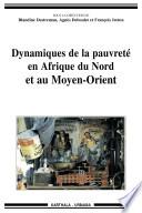 Dynamiques de la pauvreté en Afrique du nord et au Moyen-Orient