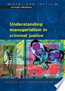 Understanding Modernisation In Criminal Justice