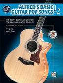 Alfred s Basic Guitar Pop Songs 1   2