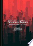 Urban Governance In Karnataka And Bengaluru