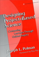 Designing Project-based Science : fascinating account of the difficulties...