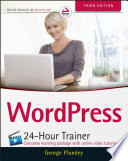 WordPress 24 Hour Trainer