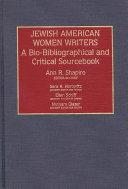 Jewish American Women Writers