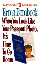 . When You Look Like Your Passport Photo, It