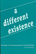 A Different Existence