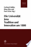 Die Universität Jena