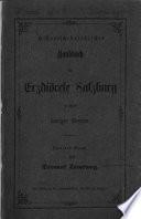Historisch-statistisches Handbuch der Erzdiöcese Salzburg in ihren heutigen Grenzen