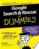 Google Search   Rescue For Dummies