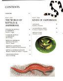 Encyclopedia of reptiles and amphibians