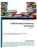 CCNA Routing and Switching by Example