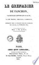 Le grenadier de Fanchon