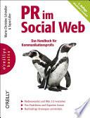 PR Im Social Web (O'Reillys Basics)