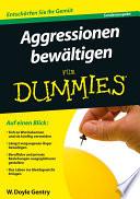 Aggressionen bewältigen für Dummies. Sonderausgabe