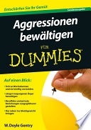 Aggressionen Bewaltigen F  r Dummies