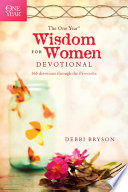 The One Year Wisdom for Women Devotional Bad Choices And Suffering From