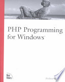 illustration PHP Programming for Windows