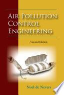 Ebook Air Pollution Control Engineering Epub Noel de Nevers Apps Read Mobile