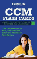 CCM Flash Cards