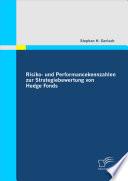 Risiko  Und Performancekennzahlen Zur Strategiebewertung Von Hedge Fonds