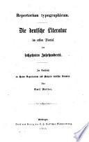 Repertorium typographicum