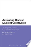 Activating Diverse Musical Creativities book