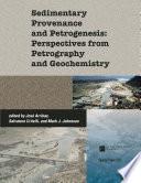 Sedimentary Provenance and Petrogenesis