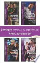 Harlequin Romantic Suspense April 2016 Box Set