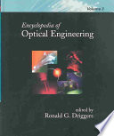 Encyclopedia Of Optical Engineering Pho Z Pages 2049 3050 book