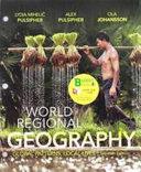 Loose leaf Version for World Regional Geography