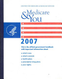 Medicare   You 2007