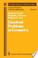 Unsolved Problems in Geometry Pdf/ePub eBook