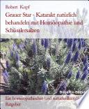 Grauer Star  Katarakt   Behandlung mit Hom  opathie  Sch  sslersalzen  Biochemie  und Naturheilkunde