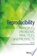 Reproducibility