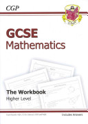 GCSE Maths Workbook  with Answers and Online Edition    Higher