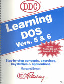 Learning DOS PDF
