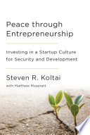 Peace Through Entrepreneurship