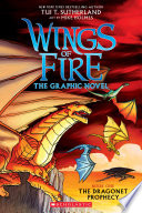 The Dragonet Prophecy  Wings of Fire Graphic Novel  1