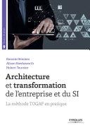 illustration Architecture et transformation de l'entreprise et du SI
