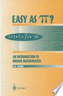 download ebook easy as π? pdf epub