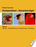 Kompendium   Kanarienv  gel  Band 2