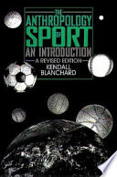illustration The Anthropology of Sport, An Introduction