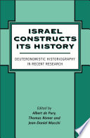 Israel Constructs Its History
