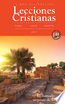 Lecciones Cristianas libro del maestro trimestre de verano 2017