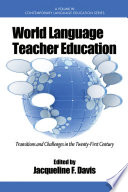World Language Teacher Education
